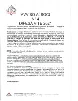 Avviso n. 4 2021
